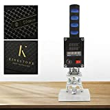 XiuPan Digital Hot Foil Stamping Machine Leather