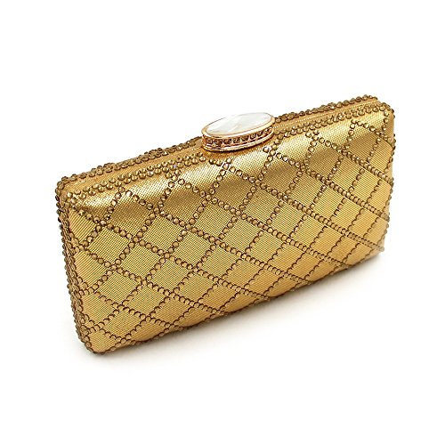 Bag Color Gold Hand Bag Stylish Bag Rabbit Banquet Black Evening Cosmetic Clutch Prom Lovely Party Women Purse Clutch cWB88