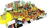 Hunson Indians Cowboys Western Figures Plastic Toys (130+)