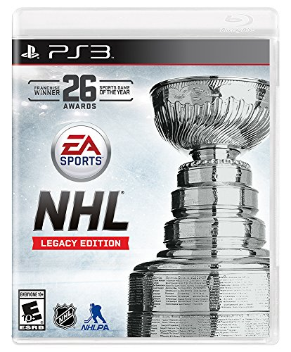 EA Sports NHL - Legacy Edition - PlayStation 3 by Electronic Arts
