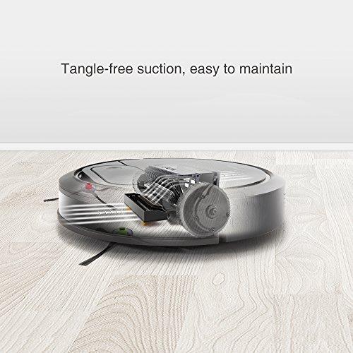 ECOVACS DEEBOT N78 Robotic Vacuum Cleaner for Pet Hair, Hard Floor - Cleaning Robot