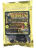 Pop's Famous Gourmet Beef Jerky - Premium Beef (3 Oz Bag) (Honey Pepper)