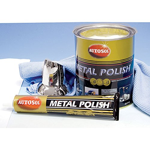 Autosol 33.3oz Can Metal Polish by Autosol