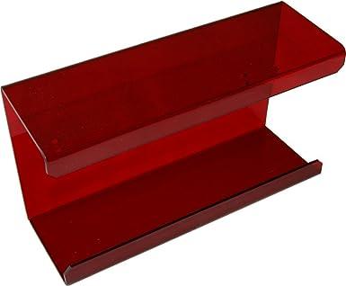 Neolab 1 6802 - Dispensador de guantes, color rojo
