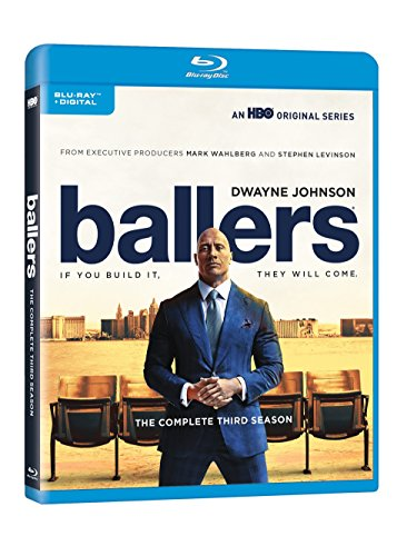 Ballers: The Complete Third Season (BD) [Blu-ray]
