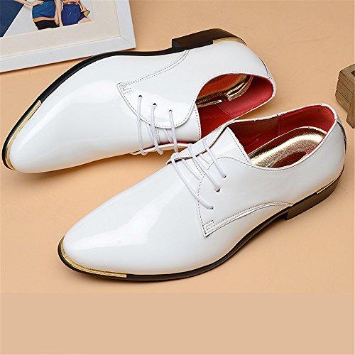 Weiß SHELAIDON à DE000 Chaussures SHELAIDON à DE000 oxfords 1875 Homme Lacets 1875 oxfords Chaussures AUwnO