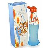 I Love Love For Women. Eau De Toilette Spray 3.4 Ounces