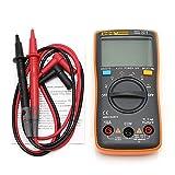 Rockrok Digital MultimeterAN8000 4000 Counts AC/DC Auto Range Ohm Ammeter Tester