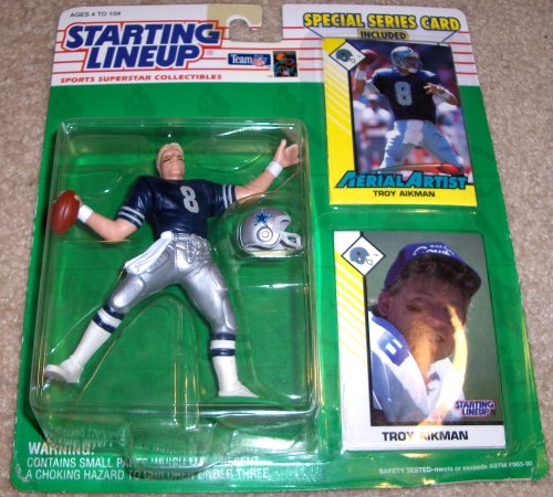 1993 Troy Aikman NFL Starting Lineup Figure