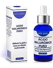 Acido hialuronico facial serum para arrugas antiedad | Hyaluronic acid puro de alta concentración