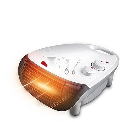 ZZHF calentador de baño con calefacción eléctrica Mini calentadores de escritorio de pared 260 * 320