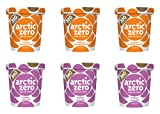 Arctic Zero Toffee, Cookie and Brownie Dough Bakery and Dessert Gifts, 16 Fluid Ounce (pack Of 6)