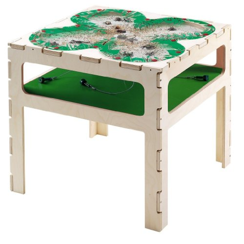 Anatex Magnetic Sand Bug Life Table by Anatex