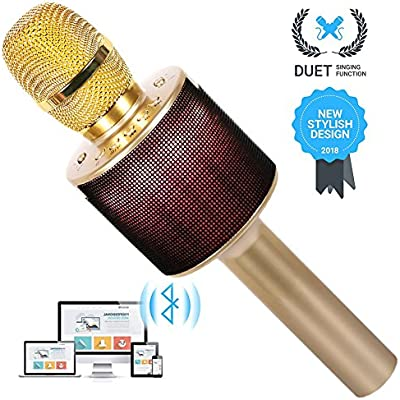 wireless-bluetooth-karaoke-microphone-7
