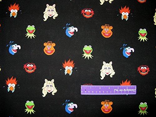 muppet quilt - 4