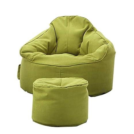 Super Amazon Com Fghjut Memory Foam Bean Bag Chairs With Ankle Short Links Chair Design For Home Short Linksinfo