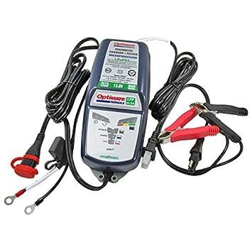 Amazon.com: TecMate Optimate tm-291 5 Amp LiFePO4 LFP ...