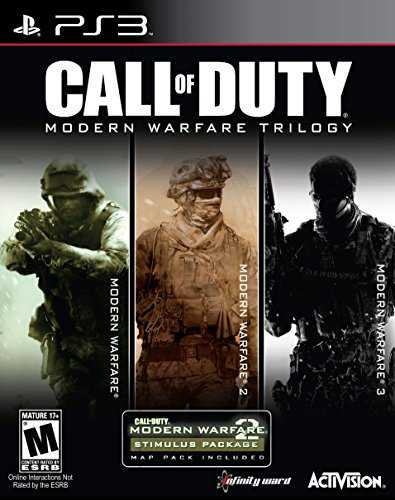 (Call of Duty Modern Warfare Collection - PlayStation 3)