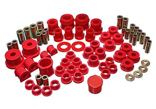Energy Suspension 11.18104R Master Bushing Set ()