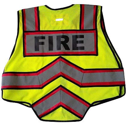 Fire Ninja Fire Safety Vest - Regular