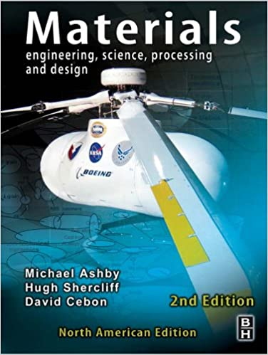 Amazon Com Materials Engineering Science Processing And Design