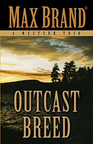 book cover of Outcast Breed