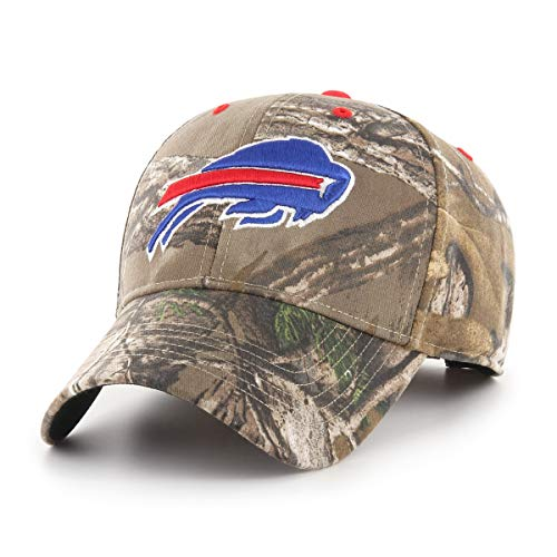 OTS Adult Men's NFL Star Adjustable Hat, Hickory Real Tree, One ()