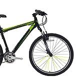 WINOMO 72pcs Spoke Skins Motorcycle Bike MTB Spoke