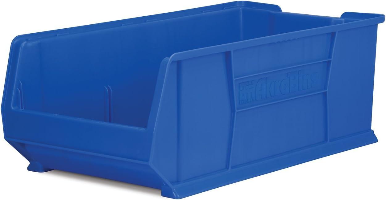 akrobins stackable storage bins
