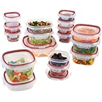 Rubbermaid 34 Pc. Lock-its Food Storage Container