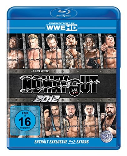 Wwe-No Way Out 2012 (Blu-Ray [Import allemand]