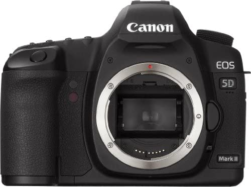 Canon EOS 5D Mark II, Body - Cámara Réflex Digital 21.1 MP (Cuerpo ...