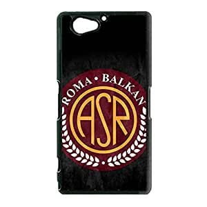 Sony Xperia Z2 Compact High Quality As Roma Football Club Logo Hard Phone Case Famous Team Logo