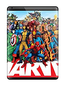 New Marvel Tpu Skin Case Compatible With Ipad Air 9693208K21087087