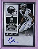 2015 playoffs tickets - 2015 Panini Contenders Playoff Ticket #120 Eric Rowe AU - 199 - Rookie Year