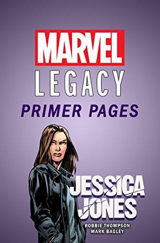 Jessica Jones - Marvel Legacy Primer Pages (Jessica Jones (2016-))