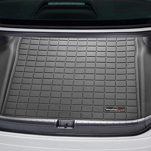 Liner Trunk Honda (All Weather Weathertech Custom Rear Cargo Liner Trunk Mat for Honda Accord - 2018 - Black)