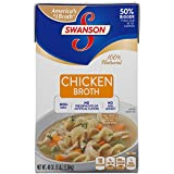 Swanson Broth, Chicken, 48 Ounce (Pack of 8) (Packaging May Vary)