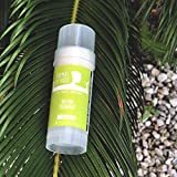 Primal Pit Paste All-Natural Deodorant - Aluminum & Paraben Free - Lemongrass Deodorant Stick