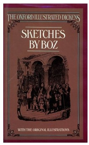 book cover of Sketches by Boz