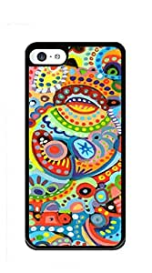 TUTU158600 Custom made Case/Cover/skin iphone 5c cases for guys with designs - abstract