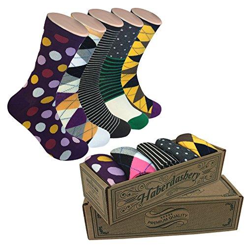- Men's Fun Socks (Cali Collection)