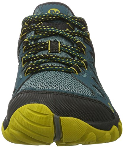 Merrell All Out Blaze Aero Sport - Zapatillas De Senderismo para hombre Multicolor (Deep Teal)