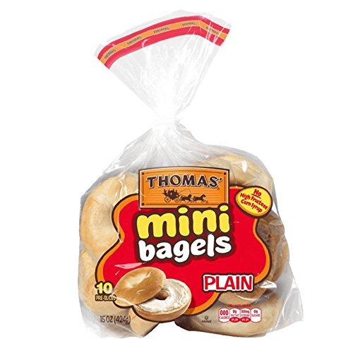 mini bagels - 2