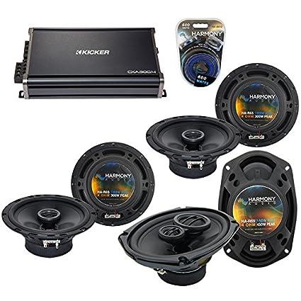 Amazoncom Fits Acura TSX Factory Speaker Upgrade Harmony - Acura tsx speaker replacement