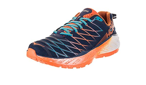 hoka Clayton 2 Blue/Orange - Scarpa Running Uomo - 48: Amazon.es: Deportes y aire libre