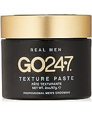 GO247 Real Men Texture Paste by GO247 for Men - 2 oz Paste, 57 g