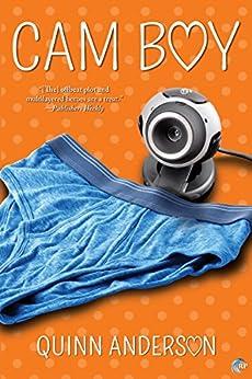 Cam Boy (Murmur Inc. Book 3) by [Anderson, Quinn]