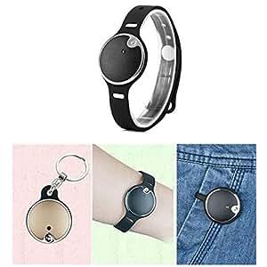 Bluetooth Smart Bracelet Anti-lost Tracker Ultraviolet Detecting