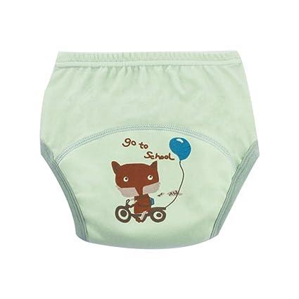 Newin Star Braga de aprendizaje para bebés,Pañales de tela Calzones de entrenamiento para bebés
